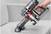 dyson v7 animal Cord-Free Vacuum Cleaner. Mini motorised tool removes pet hair and ground-in dirt.