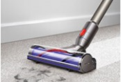 Dyson V7 Animal extra Cord-Free Vacuum Cleaner. Direct-drive cleaner head drives bristles deep into the carpet to remove ground-in dirt. 75% more brush bar power than the Dyson V6 Cord-Free vacuum.