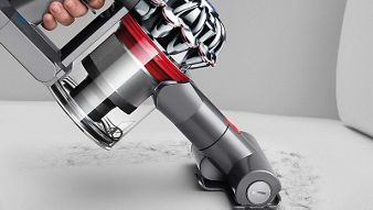 dyson v7 animal Cord-Free Vacuum Cleaner. All Dyson cord-free vacuums quickly convert to a handheld for quick clean ups, spot cleaning and cleaning difficult places.